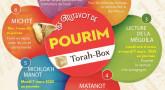En bref : les 6 Mitsvot de Pourim