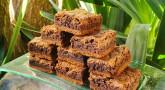 Recette Dessert : Brownies au chocolat et spéculoos !