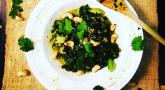 Recette : Curry de poulet et légumes au lait de coco