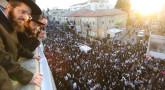 Enterrement du Rav Ovadia Yossef, 7 Octobre 2013