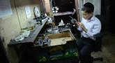 Fabrication des Tefilines - 20