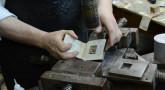 Fabrication des Tefilines - 33
