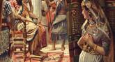 Lever de rideau sur 10 femmes de la Bible !