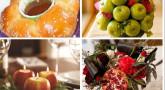 Inspirations : Mon centre de table festif et créatif pour Roch Hachana !