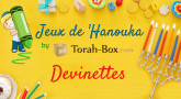 Jeu de 'Hanouka pour les enfants : téléchargez les devinettes (pour les +10 ans)