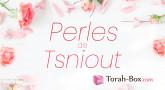 Perles de Tsniout : La femme possède une arme...