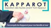 Réservez vos Kapparot en ligne avant Kippour !