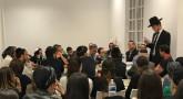Rav Gobert réunit une centaine de personnes pour la rentrée