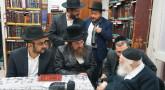 Rav 'Haim Kaniewski Admour de Ungvar Binyamin Benhamou