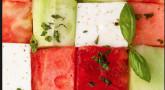 Recette : Salade à la pastèque
