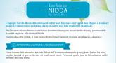[Imprimer] Résumé des lois de Nidda en 3 pages !