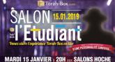 Ce soir : Soirée Étudiants aux Salons Hoche à Paris !