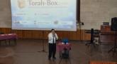 300 francophones à la conférence du Rav Ygal Cohen organisée par Torah-Box
