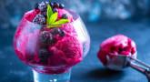 Recette Dessert pour Chabbath : Sorbet rapide aux fruits rouges