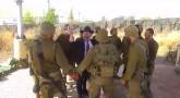 Torah-Box dans une base d'entraînements secrète