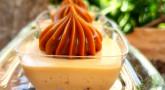 Recette Dessert : Verrine au Crumble et mousse confiture de lait