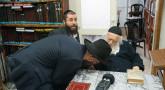 Visite de Rav 'Haim Kaniewski - Eric Moché Avidan
