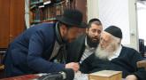 Visite de Rav 'Haim Kaniewski - Jonathan Berdah