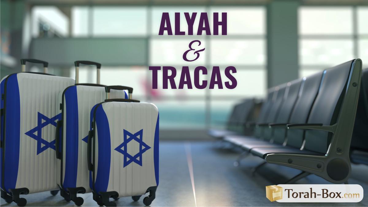 Alyah   Tracas   L incroyable leçon de Mr Sitbon 82d71a2cc84