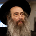 Rabbi Moché TAUB (RABBI DE KALOV)