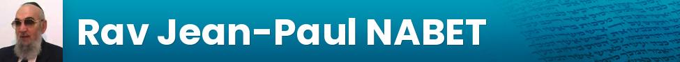 Rav Jean-Paul NABET