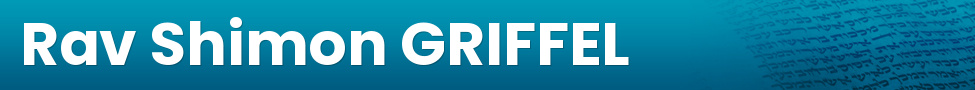 Rav Shimon GRIFFEL