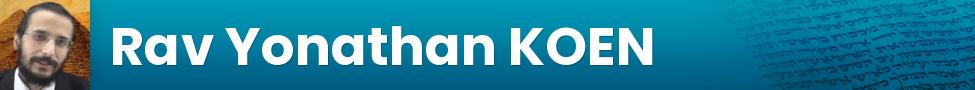 Rav Yonathan KOEN