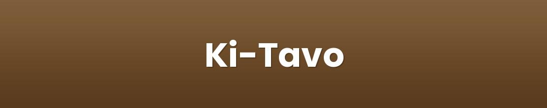 Ki-Tavo