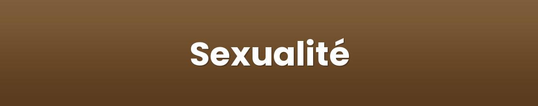 Sexualité