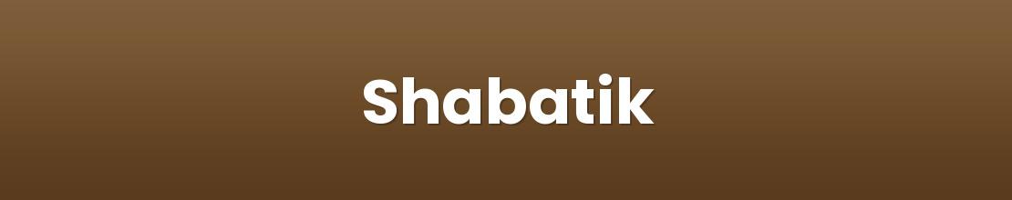 Shabatik