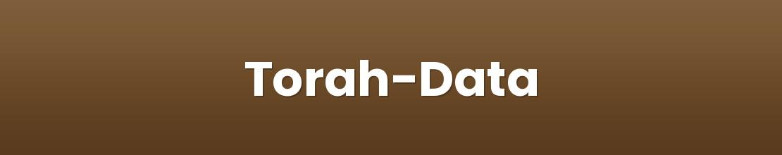 Torah-Data
