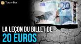 La leçon du billet de 20 euros