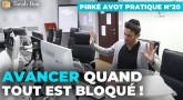 Pirké Avot pratique n°20 - Avancer quand tout est bloqué !