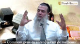 Impossible de renoncer à D.ieu (Rav Yigal Cohen)