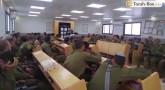 #EnDirect : Rav Haddad réunit 100 soldats pour un cours de Torah !