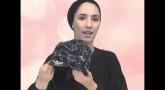 Tuto Foulard : La coiffe de soirée prête à enfiler