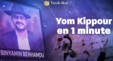 Yom Kippour en 1 minute
