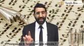 Pourquoi lit-on la Torah avec une mélodie (signes de cantillation) ?