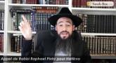 "Rabbi Raphael Pinto : ""Ne soyons pas indifférents à la différence"""