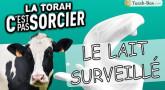 La Torah, c'est pas sorcier : Le lait surveillé