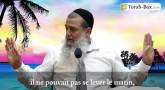 Ne juge personne, même lui (Rav Yigal Cohen)