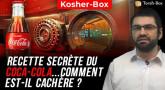Kosher-Box : La recette du Coca-Cola est secrète, comment est-il cachère ?