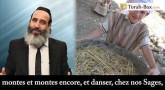 Un Juif danse avec la Torah (Rav Fanger)