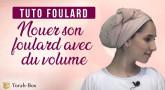 Tuto Foulard : Nouer son foulard avec du volume