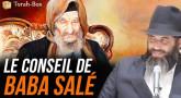Le conseil de Baba Salé...