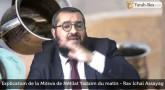 Explication de la Mitsva de Nétilat Yadaïm du matin