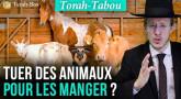 Torah-Tabou : Tuer des animaux pour les manger ?