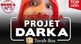 Projet Darka n°3 : Le Yetser Hara (mauvais penchant)