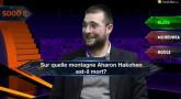 """Qui Veut Gagner Des Mitsvot ? n°9 - avec Nathan Ouziel Bentolila pour l'association """"Ezer Hatorah"""""""