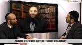 Rabbins dans la Cité - Les enfants qui sortent du chemin de la Torah